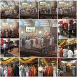 Holy Munnumel Qurbana And Raasa - August 2017