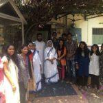 MGOCSM visit to Missionaries of Charity - ASHADAN Byculla 2017