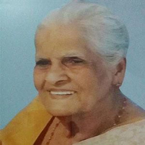 Mrs. Kunjamma Chacko