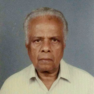 Mr. M. A. Abraham
