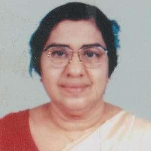 Mrs. Saramma Oommen